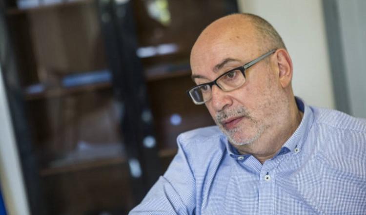 Manuel Alcaraz, Conseller de Transparencia