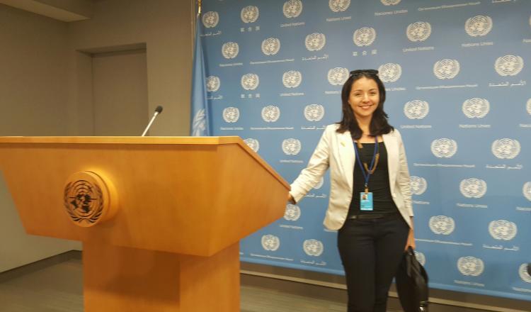 María Julia Arana, periodista de ComunicaRSE
