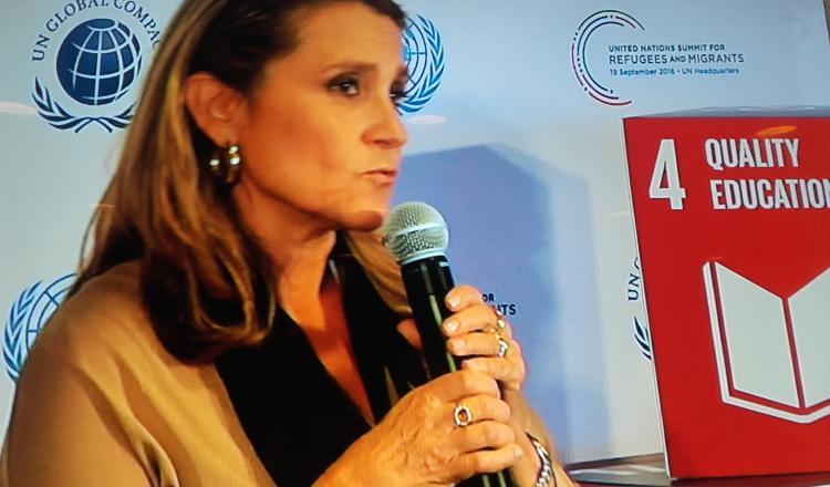 Simona Scarpaleggia, CEO de IKEA Suiza
