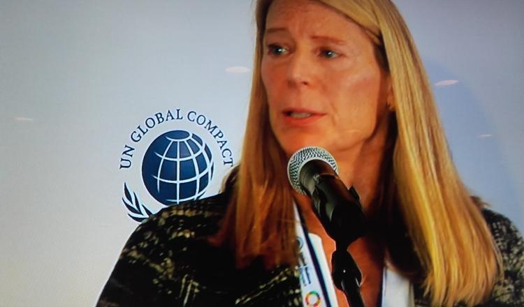 Carolyn Miles, Presidente y CEO de Save the Children