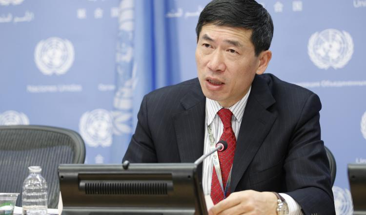 Xu Haoliang, Director de la Oficina Regional para Asia y el Pacífico del PNUD
