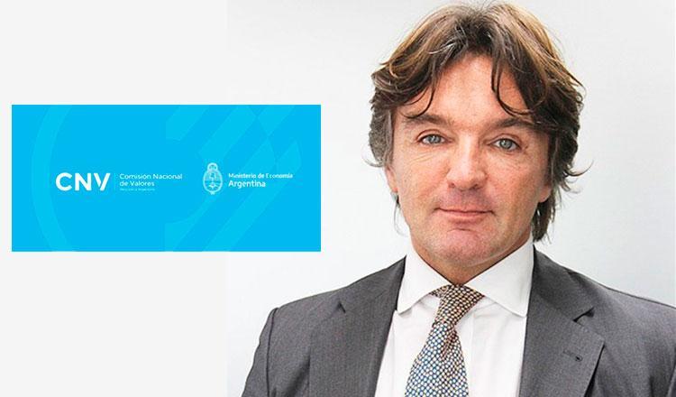 Adrián Cosentino - Presidente de la CNV