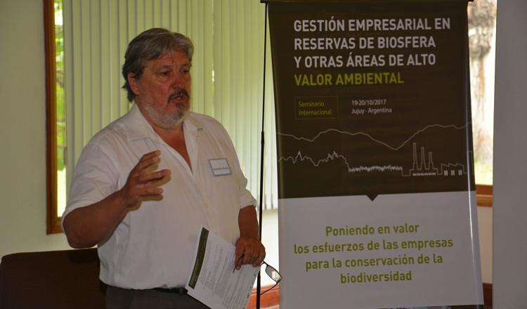 Alejandro Brown, Presidente de ProYungas
