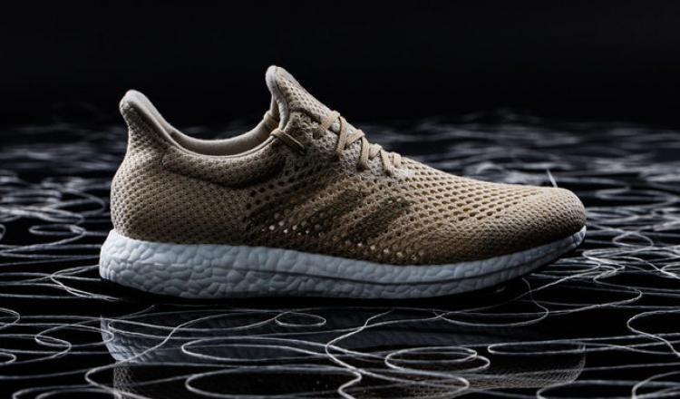 Adidas presenta su nuevo diseño de zapatillas 100% biodegradable ... 7f438f2451f