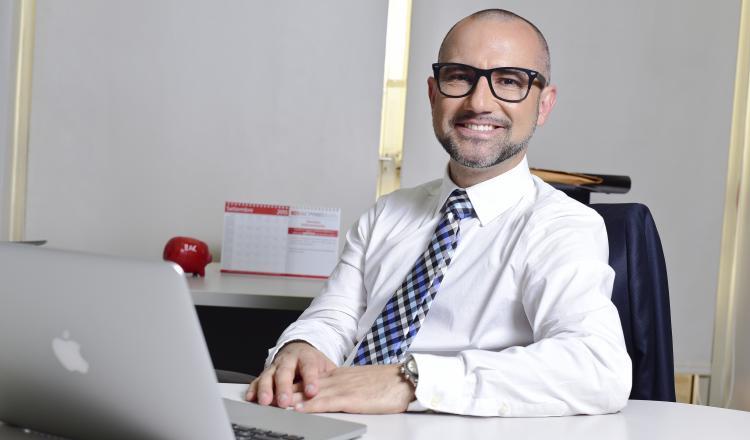 Luis Mastroeni, Gerente de Responsabilidad Social Corporativa de BAC Credomatic