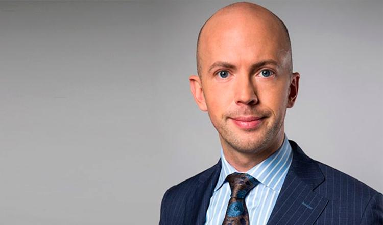 Erik Bromander, Viceministro de Infraestructura y Transporte de Suecia