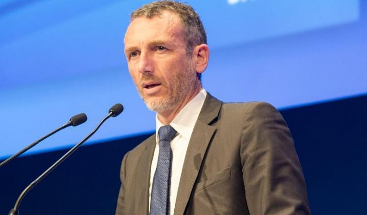 Emmanuel Faber, CEO de Danone