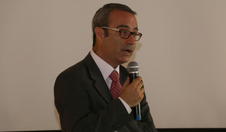 Fernando Farias Ellies, Jefe de la División de Cambio Climático Chile