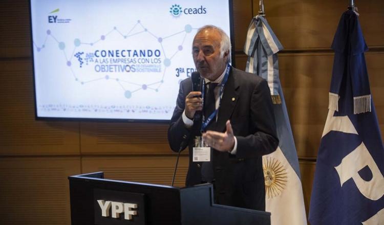Federico Nicholson, Presidente del CEADS