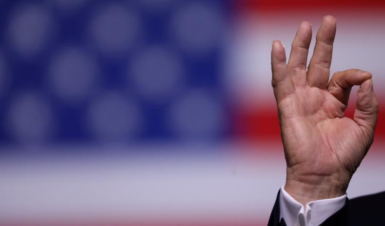 Photo: Jonathan Ernst/Reuters