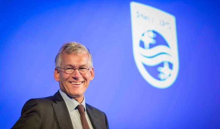 Frans van Houten, CEO de Royal Philips