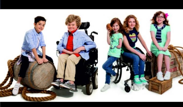 141a21b98 Tommy Hilfiger lanza una línea de ropa para niños con discapacidades físicas