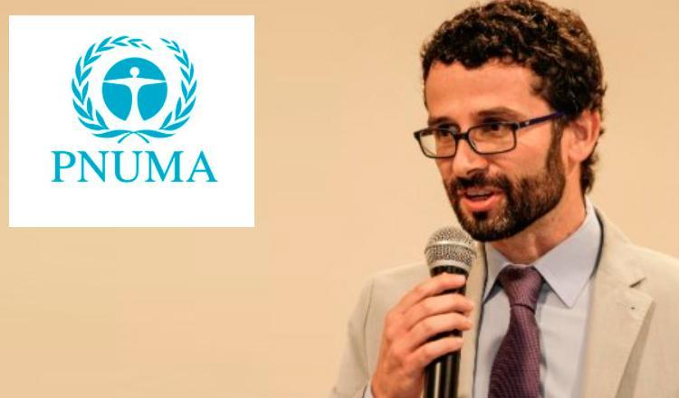Jordi Pon, coordinador del Programa de químicos y residuos para América Latina y el Caribe del PNUMA