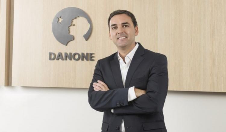 Mariano Perotti, Director General de Aguas Danone Argentina