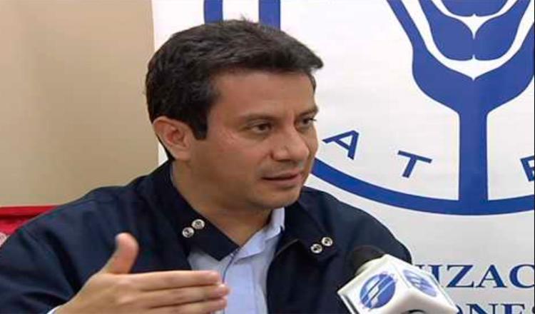 Jorge Meza, encargado de la iniciativa regional de la FAO sobre uso sostenible de los recursos naturales