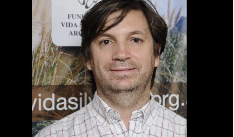 Pablo Cortínez, Focal Point de Finanzas Sustentables de Fundación Vida Silvestre