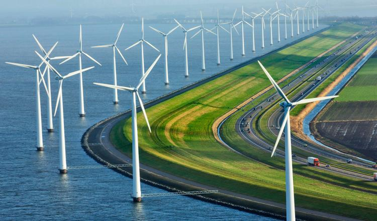 La energ a renovable podr a impulsar el crecimiento del pbi mundial para 2050 comunicarse - Fotos energias renovables ...