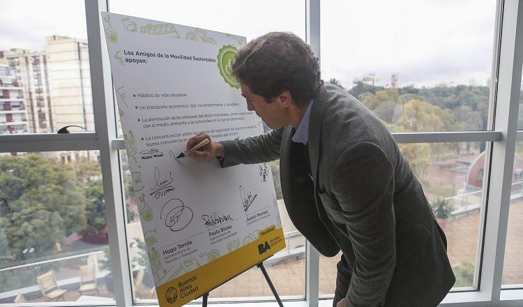 Rafael Roda, Gerente de Asuntos Públicos de MetroGAS