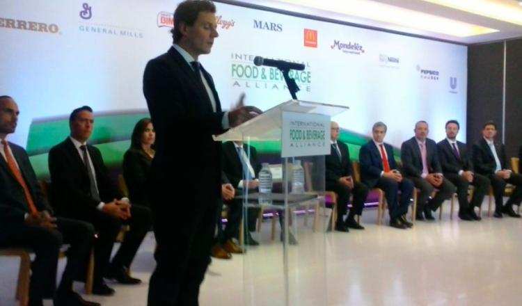 Rocco Renaldi, Secretario General IFBA